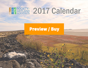 Society of Wetland Scientists Calendar 2017